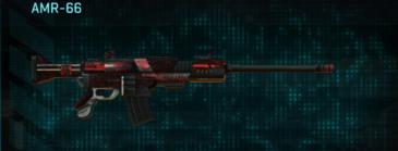 Tr digital battle rifle amr-66