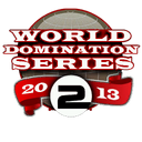 World Domination Series TR Decal