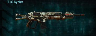Desert scrub v1 assault rifle t1s cycler
