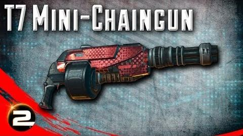 T7 Mini-Chaingun review by Wrel (2014.04