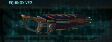 Indar rock assault rifle equinox ve2