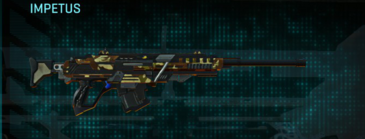 India scrub sniper rifle impetus