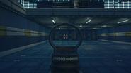 MH2 Reflex Sight (2X) — Open Cross low light