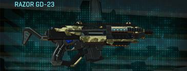Palm carbine razor gd-23