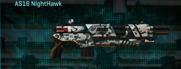 Forest greyscale shotgun as16 nighthawk