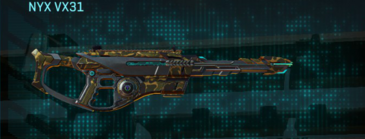 Indar highlands v1 scout rifle nyx vx31