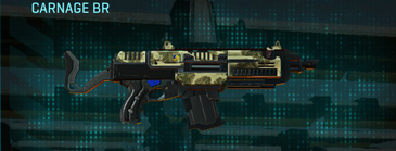 Palm assault rifle carnage br