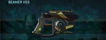 Temperate forest pistol beamer vs3
