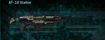 Arid forest scout rifle af-18 stalker