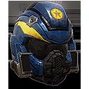 Nc composite helmet engineer icon
