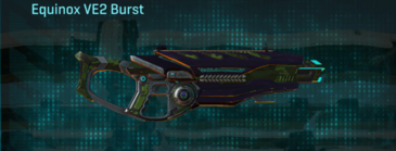 Amerish leaf assault rifle equinox ve2 burst
