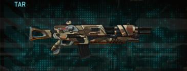 Indar scrub assault rifle tar