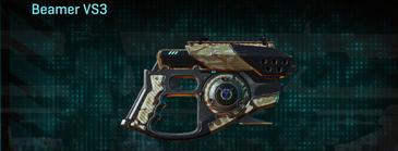 Arid forest pistol beamer vs3