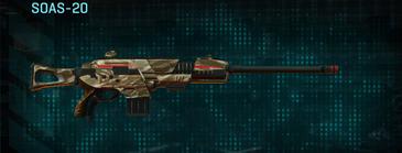 Indar dunes scout rifle soas-20