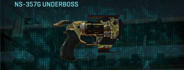 Indar highlands v1 pistol ns-357g underboss