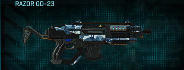 Nc urban forest carbine razor gd-23