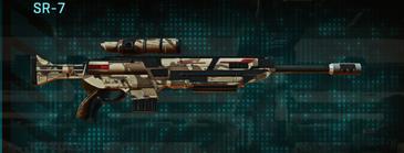 Indar scrub sniper rifle sr-7