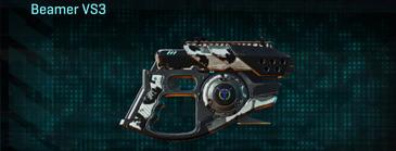 Forest greyscale pistol beamer vs3