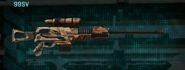 Indar canyons v1 sniper rifle 99sv