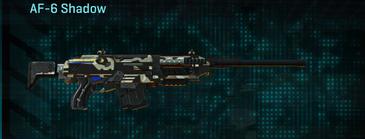 Desert scrub v1 scout rifle af-6 shadow