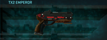 Tr loyal soldier pistol tx2 emperor