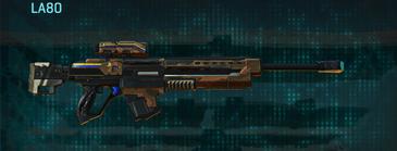 Indar rock sniper rifle la80