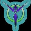 Scythe VS Logo Glass decal