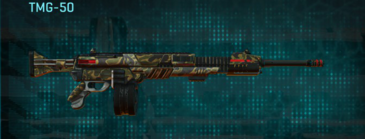 Indar highlands v1 lmg tmg-50