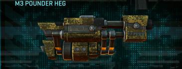 Indar highlands v2 max m3 pounder heg