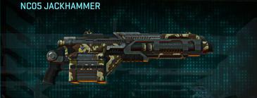 India scrub heavy gun nc05 jackhammer