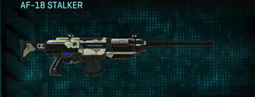 Indar dry ocean scout rifle af-18 stalker