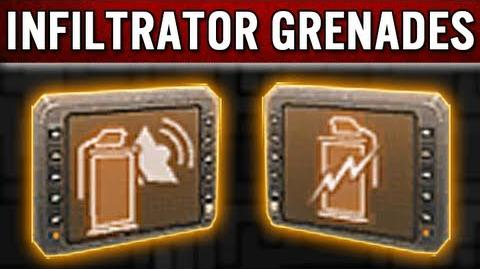 Infiltrator Grenades Review (PlanetSide 2)