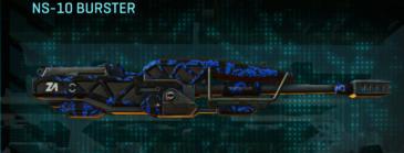 Nc loyal soldier max ns-10 burster