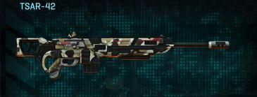Desert scrub v1 sniper rifle tsar-42