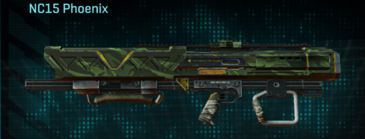 Amerish forest v2 rocket launcher nc15 phoenix