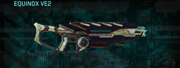 Indar dry ocean assault rifle equinox ve2