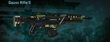 African forest assault rifle gauss rifle s
