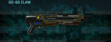 Indar highlands v2 shotgun gd-66 claw