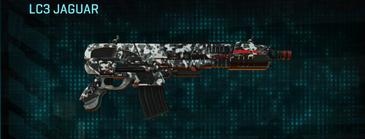 Snow aspen forest carbine lc3 jaguar
