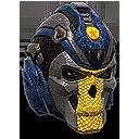 Icon helmet nc heavy banded skull 128x128