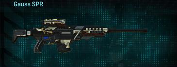 Desert scrub v1 sniper rifle gauss spr