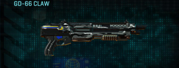 Indar dry brush shotgun gd-66 claw