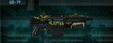Jungle forest carbine gd-7f