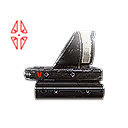 Icon weaponAttachment tr redDotSight05 trReticle