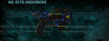 Nc loyal soldier pistol ns-357g underboss