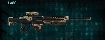 Desert scrub v2 sniper rifle la80