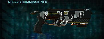 Indar dry brush pistol ns-44g commissioner
