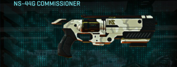 Indar dry ocean pistol ns-44g commissioner