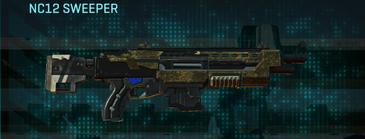 Indar highlands v2 shotgun nc12 sweeper