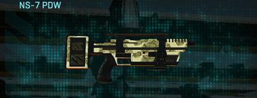 Palm smg ns-7 pdw